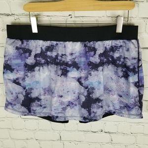 ZAKTI   stretch athletic skort skirt/shorts